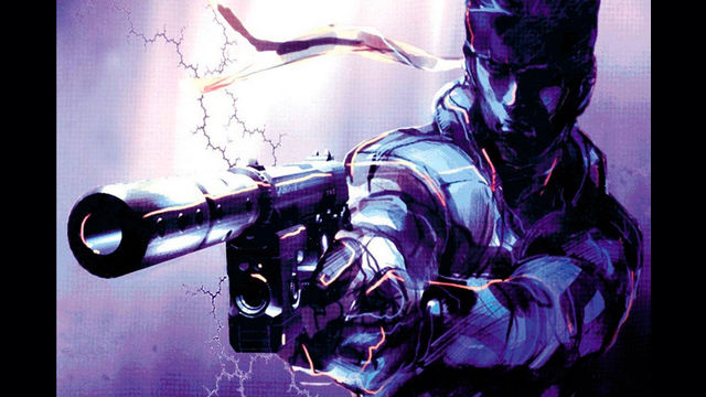 Metal Gear Solid HD Collection usará dos discos en Xbox 360