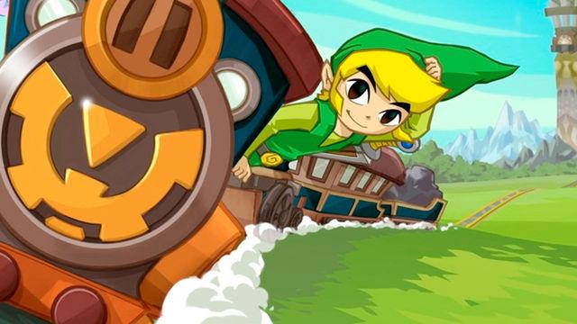 The Legend of Zelda: Spirit Tracks, el 11 de diciembre en Europa