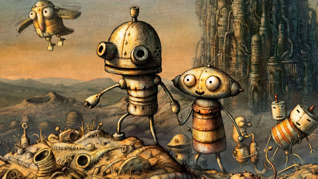 Microsoft rechaza Machinarium; lo intentarán en PlayStation 3