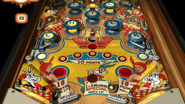 Una mesa marciana para Pinball FX 2