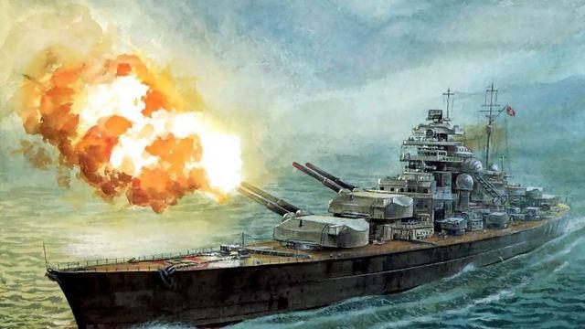 Wargaming muestra un nuevo vídeo de World of Warships