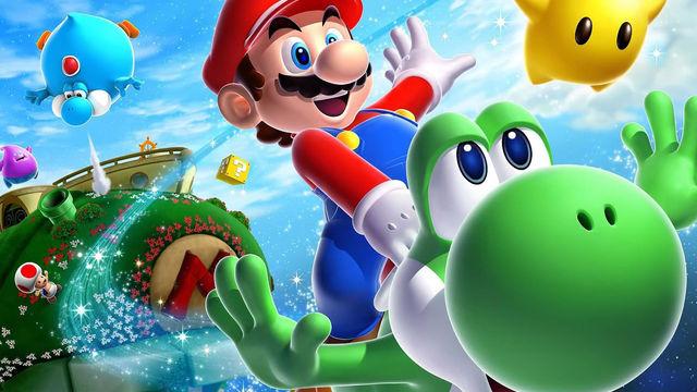 La banda sonora de Super Mario Galaxy 2 llega a YouTube