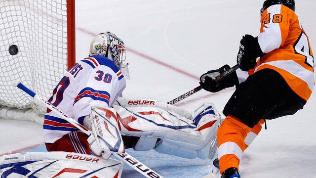 Demostración en vídeo de la física de NHL 14