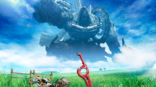 Xenoblade Chronicles se adelanta