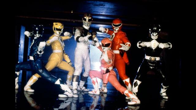 Nuevo tráiler de Power Rangers Megaforce