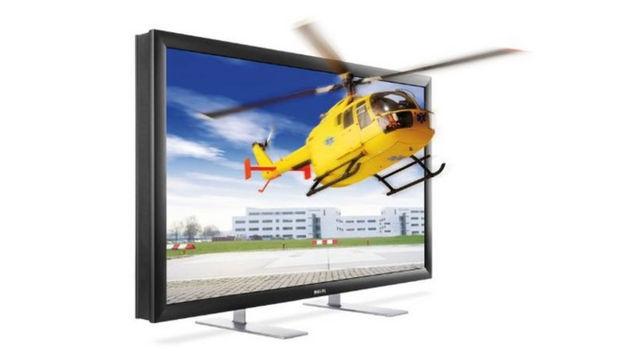 GC: Sony confía en que la mitad de los televisores sean 3D en 2014