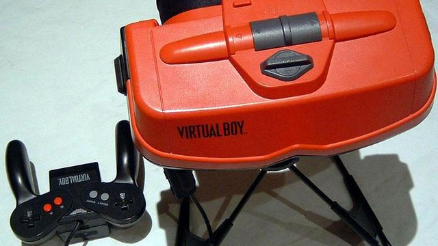 Virtual Boy marcó la decisión de Nintendo de apostar por las 3D, pero sin gafas