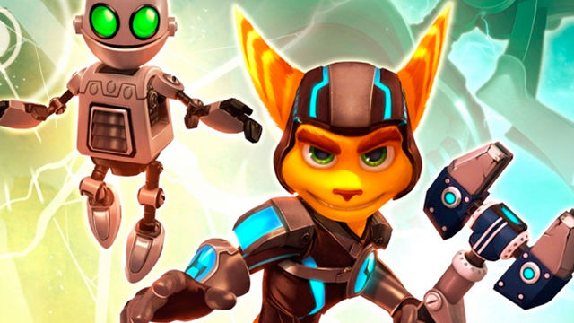 Primer vídeo de Ratchet & Clank: QForce en juego.