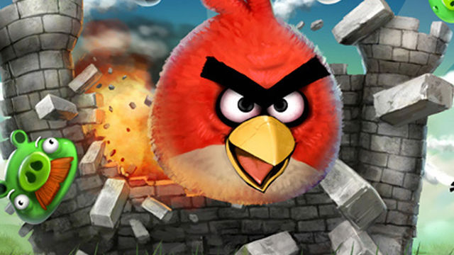Angry Birds Space sí saldrá en Windows Phone