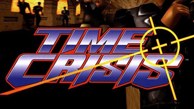 Terminado el desarrollo de Time Crisis: Razing Storm