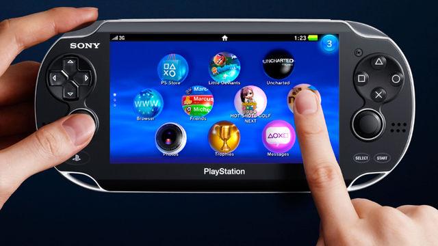 Ridge Racer, Katamari y Shinobido en el lanzamiento europeo de PS Vita