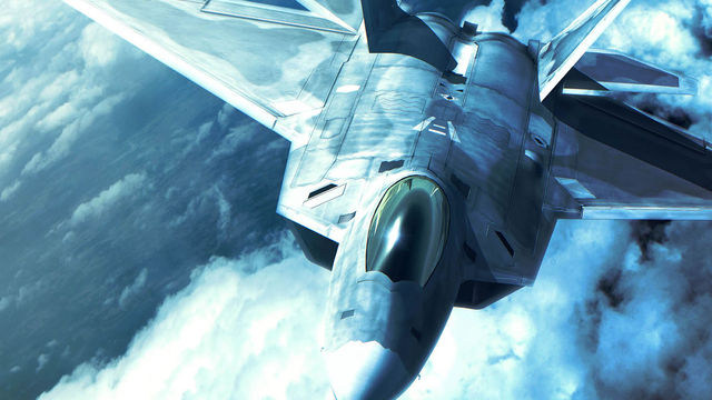 Nuevo vídeo de Ace Combat Assault Horizon