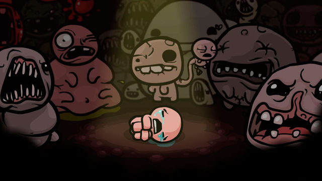Primer tráiler oficial de The Binding of Isaac