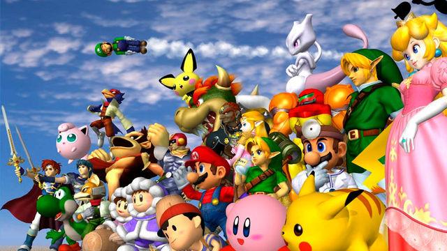 Super Smash Bros. estará en el EVO 2014