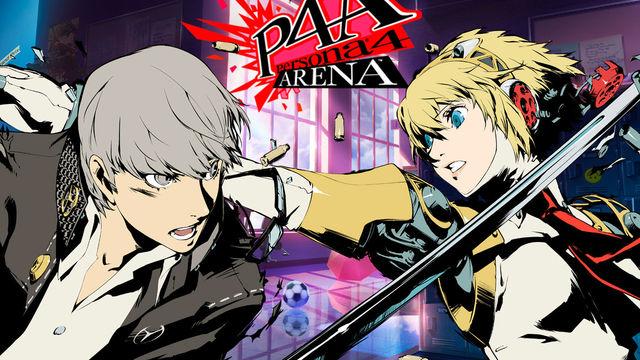 Zen United ya ha recibido las copias europeas de Persona 4 Arena para PS3