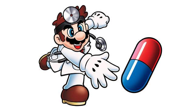Nintendo prepara el regreso de Dr. Mario