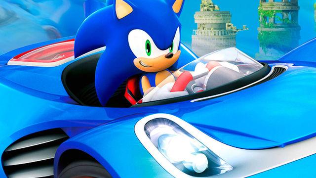 Sonic & All-Stars Racing Transformed muestra su tráiler de lanzamiento