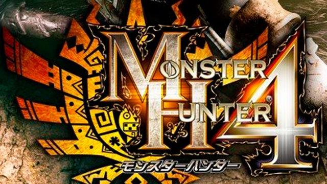 Monster Hunter 4 podría llegar en diciembre a Europa