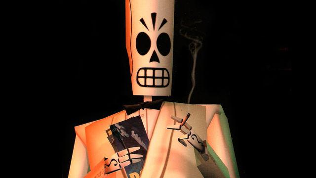 Grim Fandango Remastered se muestra en vídeo