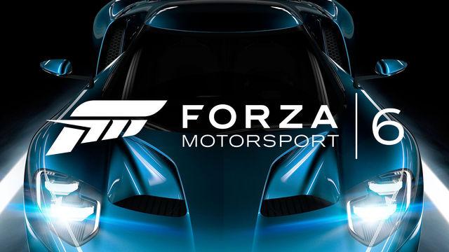 Forza Motorsport 6 recibe hoy el Ebay Motors Pack