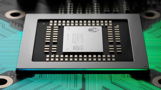 Voofoo Studios compara la GPU de Xbox One X con la Radeon RX580
