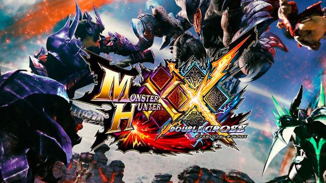 Los personajes de Capcom llegan a Monster Hunter Generations Ultimate
