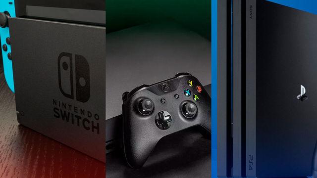 El 70% de usuarios de Switch en EE.UU. tiene también PS4 o Xbox One