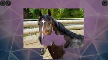 Imagen 2 de Puzzles for smart: Horses