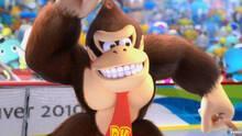 Pantalla Mario y Sonic en los Juegos Olímpicos de Invierno