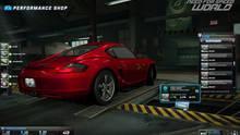 Pantalla Need for Speed World Online