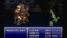Pantalla Final Fantasy VI CV