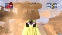 Pantalla Sonic and SEGA All-Stars Racing