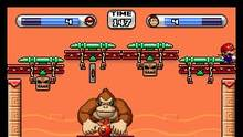 Pantalla Mario vs. Donkey Kong Minis March Again DSiW