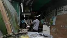 Imagen 4 de Dafen Oil Painting Village: An Immersive Reality