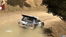Pantalla World Rally Championship 2010