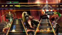 Pantalla Guitar Hero: Warriors of Rock