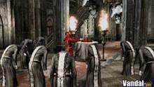 Pantalla Resident Evil 4