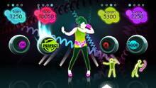 Pantalla Just Dance 2