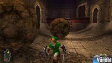 Pantalla The Legend of Zelda: Ocarina of Time 3D