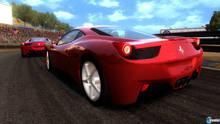 Pantalla Ferrari: The Race Experience