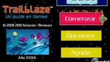 Imagen 2 de Trailblaze: Un puzle en llamas DSiW