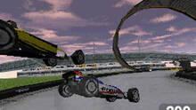Imagen 2 de Trackmania Turbo DS