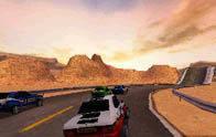 Imagen 3 de Trackmania Turbo DS