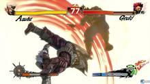 Pantalla Asura's Wrath