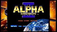 Imagen 2 de Alpha Mission II PSN