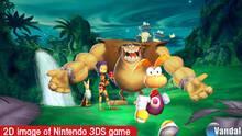 Pantalla Rayman 3D