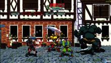 Pantalla Guardian Heroes XBLA