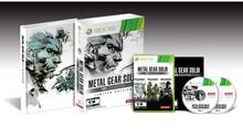 Pantalla Metal Gear Solid HD Collection