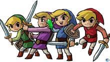 The Legend of Zelda: Four Swords Anniversary Edition DSiW