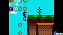 Pantalla Sonic the Hedgehog: Triple Trouble CV
